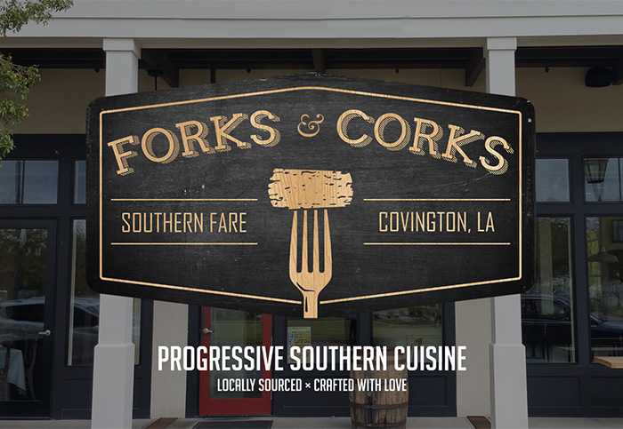 Image result for forks and corks covington louisiana